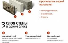 Теплоэффективные блоки (Теплоблок в Кургане)