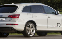 Прокат авто Audi A6, A7, A8, Q7, Свадьба, трансфер