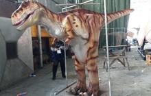 Костюм динозавра T-Rex