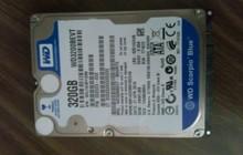 Продам жесткий диск WD 320gb