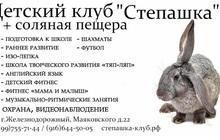 Детский клуб Степашка в Железнодорожном