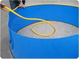 Смотреть изображение  Бортовой каркасный бассейн Эри 2, 7х1, 25 м 32731005 в Кургане