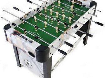 Смотреть фото  Настольный футбол - настольная игра для офиса дома и дачи, от импортера, Розница, опт, 32909917 в Москве