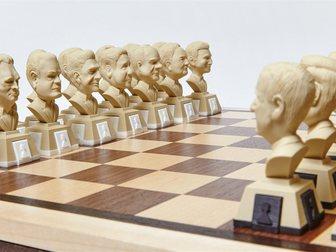 Уникальное изображение  Шахматы Делай как Путин 33785959 в Москве
