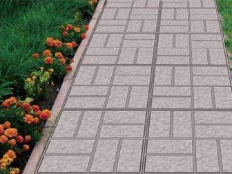 Новое foto Строительные материалы Тротуарная плитка Восемь кирпичей  34023007 в Кургане