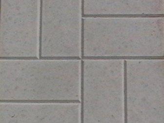 Свежее foto Строительные материалы Тротуарная плитка Восемь кирпичей  34023007 в Кургане