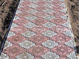 Новое изображение Строительные материалы Тротуарная плитка Клевер краковский в сборе 34023020 в Кургане