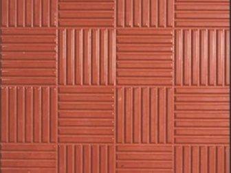 Уникальное foto Строительные материалы Тротуарная плитка Паркет 34023074 в Кургане