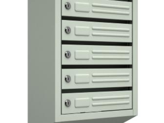 Уникальное фото  Почтовые ящики в подъезд Классические 35860713 в Саратове