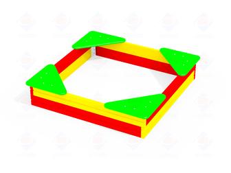 Просмотреть изображение  Детские песочницы с крышкой и без, песочные дворики 35874696 в Саратове