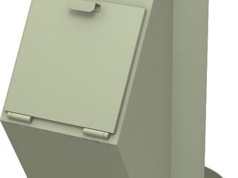 Скачать изображение  Клапан мусоропровода загрузочный 36059514 в Саратове