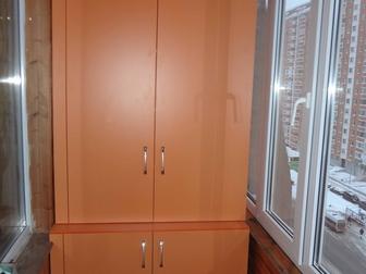 Moscow: красивые и очень качественные шкафы для лоджии под з.