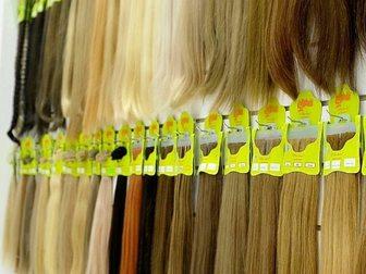 Уникальное фото  Волосы в срезах, Сырье, Гарантия от производителя 38577120 в Москве