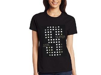 Смотреть изображение  Дизайнерские футболки,толстовки и иной текстиль с аппликацией кристаллами и металлом 39162079 в Москве