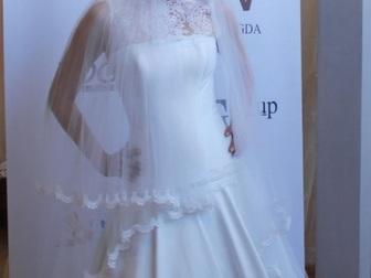 Увидеть изображение  свадебное платье прямого силуэта 40053944 в Москве