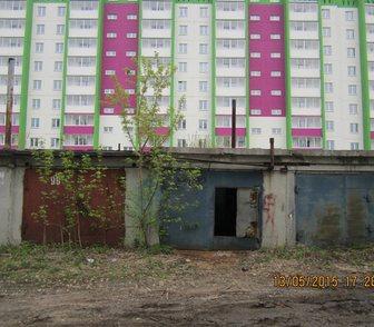 Изображение в Недвижимость Гаражи, стоянки Продам полностью из бетонных плит гараж 84 в Кургане 300000