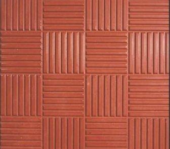 Фотография в Строительство и ремонт Строительные материалы Тротуарная плитка Паркет вибролитая размер- в Кургане 0