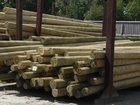 Новое фото Разное деревянные и железобетонные столбы ЛЭП 64748207 в Курске