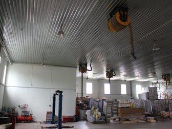 Увидеть фотографию Коммерческая недвижимость Сдам производственно-складское помещение от 650 до 1250м2, Р-н:С-З, Автовокзал, 32819070 в Курске