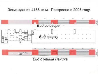 Уникальное foto Коммерческая недвижимость Продам помещения под торговлю 4150 кв, м. 37749110 в Курске