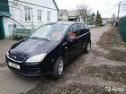 Ford C-MAX 1.6 МТ, 2006, 123 000 км