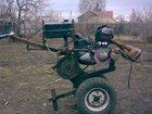 Фото в Услуги компаний и частных лиц Разные услуги Вспашу мотоблоком садовый участок быстро в Липецке 350