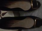 Новое foto  туфли черные летние -осень новые замш 65165248 в Липецке