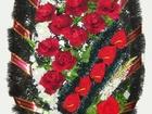 Увидеть фото  Венок на кладбища, венок купить,венок на похороны 68662753 в Костроме