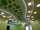 Новое изображение  Натяжные потолки (матовые, сатин и глянцевые) 69825461 в Липецке