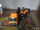 Транспортёр и трактор