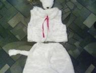"""Новогодний костюм Продам костюм """"Пудель"""" на рост до 116 см в отличном состоянии"""