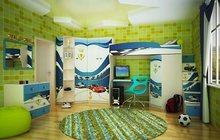 Набор мебели для детей Чемпион