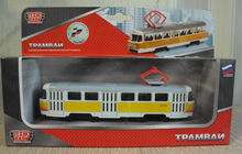 Трамвай Татра Т3 Технопарк