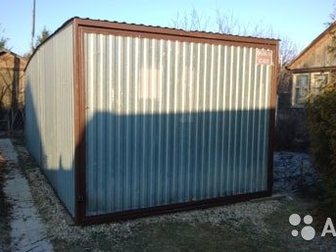 Просмотреть фото  гаражи 34279278 в Липецке