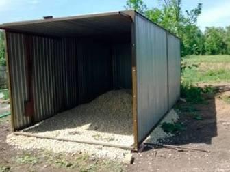 Уникальное изображение  продаю гаражи 48 34891974 в Липецке
