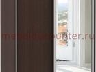 Изображение в Мебель и интерьер Мебель для прихожей Шкафы купе на алюминиевых треках от производителя в Люберцы 9000