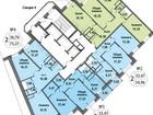 Продается 2-комн. квартира, 54.96 кв.м. Жилая площадь - 43.9