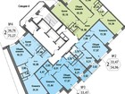 Продается 3-комн. квартира, 90.49 м2. Жилая площадь - 72.392