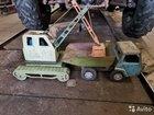 Металлические игрушки СССР