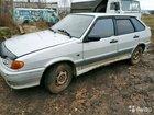 ВАЗ 2114 Samara 1.5МТ, 2004, 105000км