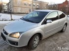 Ford Focus 1.6МТ, 2006, 138500км
