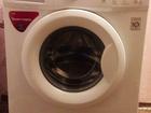 Фото в Бытовая техника и электроника Стиральные машины продаётся надёжная стиральная машина LG inverter в Магадане 16000