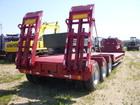 Скачать фотографию  Трал низкорамный 3 оси 60 тонн новый на стоянке 39807740 в Магадане