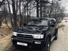 Toyota Hilux Surf 2.7 AT, 1998, 185 500 км