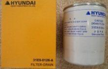 Фильтр гидравлический Hyundai 31E9-0126-A