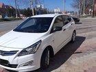 Hyundai Solaris 1.6AT, 2015, 51000км