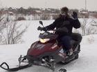 Изображение в   Снегоход: Wind 320, приобретён в декабре в Магнитогорске 0
