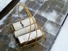 Скачать фото Мебель для дачи и сада Корзина для дров 37753637 в Магнитогорске