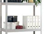 Магнитогорск: Стеллаж металлический универсальный Эконом h-1500 Стеллаж металлический универсальный Эконом h-1500 (3 полки),   Базовые модели металлических стеллаже