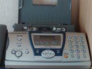 Продам телефон+факс Panasonic Продам телефон+факс Panasonic, в отличном состояни